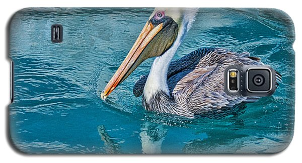 Pelican Reflection Galaxy S5 Case by Don Durfee