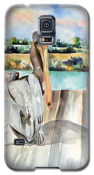 Pelican With An Attitude Galaxy S5 Case