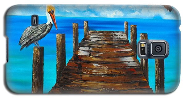 Pelicans Galaxy S5 Case