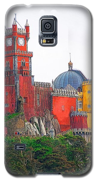 Pena Castle Galaxy S5 Case by Dennis Cox WorldViews