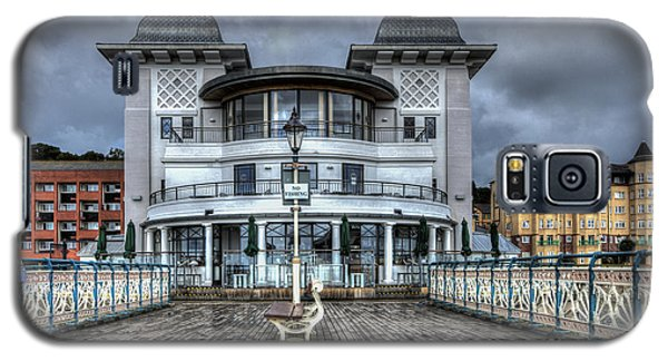 Penarth Pier Pavilion 2 Galaxy S5 Case