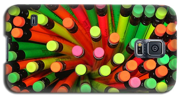 Pencil Blossom Galaxy S5 Case