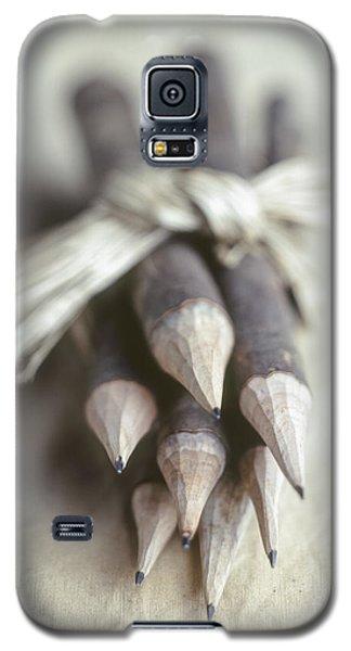 Pencils Galaxy S5 Case