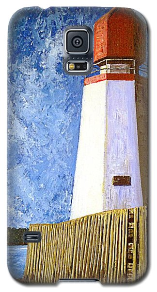 Pendlebury Lighthouse Galaxy S5 Case