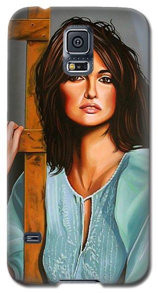 Penelope Cruz Galaxy S5 Case