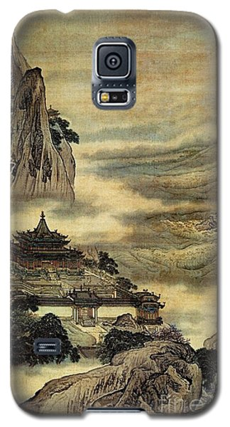 Penglai Island Galaxy S5 Case by Pg Reproductions