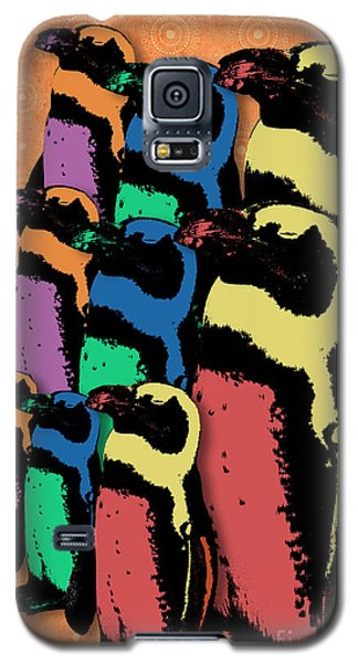 Penguins Galaxy S5 Case