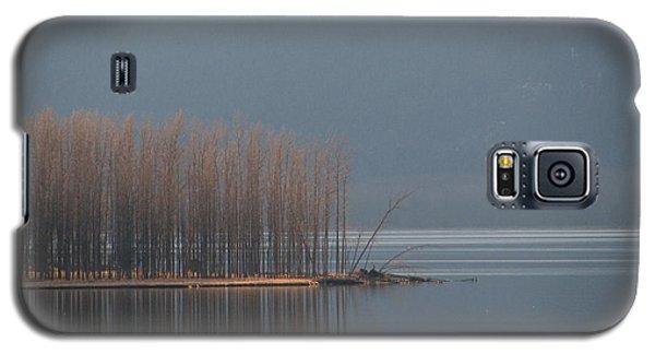 Peninsula Of Trees Galaxy S5 Case