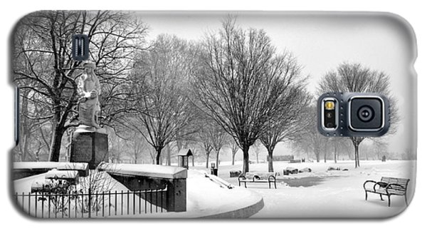 Penn Treaty Park Entrance Galaxy S5 Case