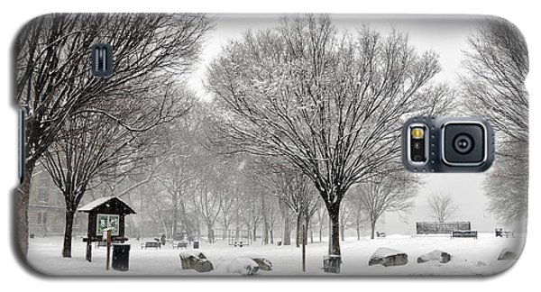 Penn Treaty Park Bulletin Board Galaxy S5 Case