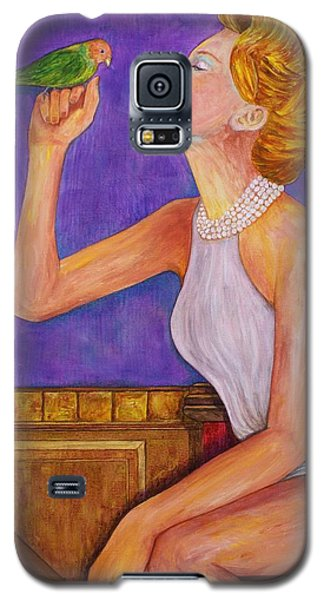 Penney Lane Galaxy S5 Case by Jane Chesnut