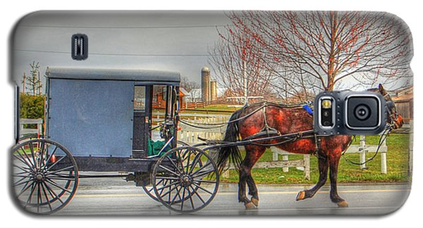 Pennsylvania Amish Galaxy S5 Case