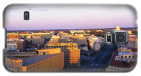 Pennsylvania Ave Washington Dc Galaxy S5 Case by Panoramic Images