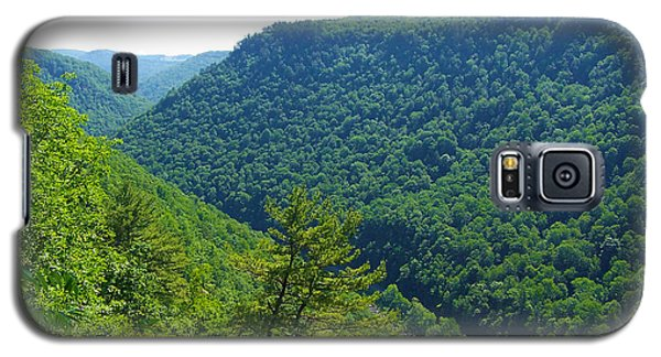 Galaxy S5 Case featuring the photograph Pennsylvania Grand Canyon 1 by Tom Doud