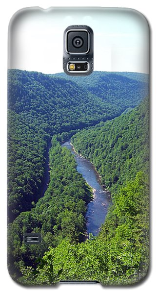 Galaxy S5 Case featuring the photograph Pennsylvania Grand Canyon 3 by Tom Doud
