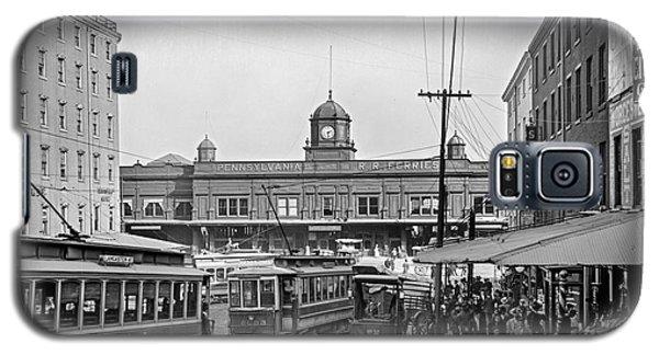 Pennsylvania Railroad Ferries Galaxy S5 Case