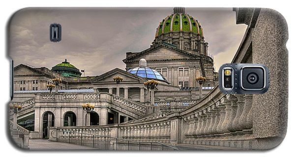 Pennsylvania State Capital Galaxy S5 Case