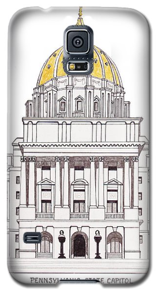 Pennsylvania State Capitol Galaxy S5 Case