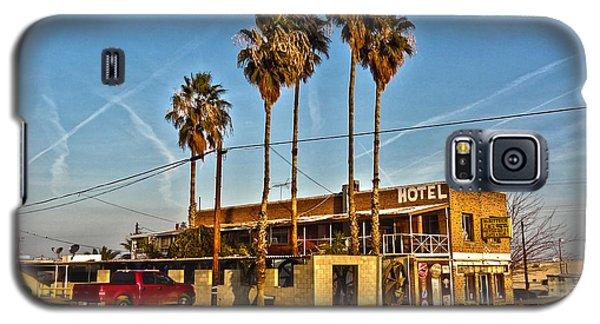Penny Bar Mckittrick California Galaxy S5 Case by Lanita Williams