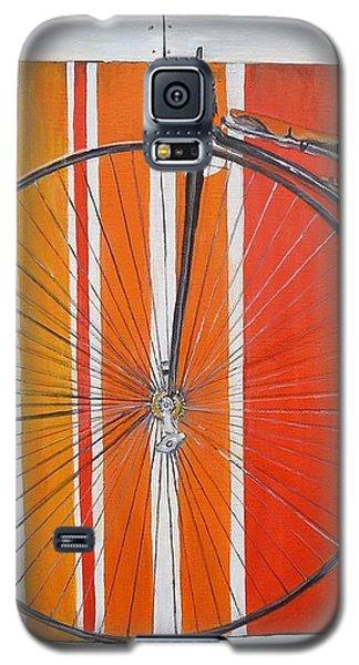 Penny-farthing Galaxy S5 Case by Marilyn  McNish