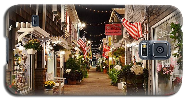 Penny Lane At Night - Rehoboth Beach Delaware Galaxy S5 Case