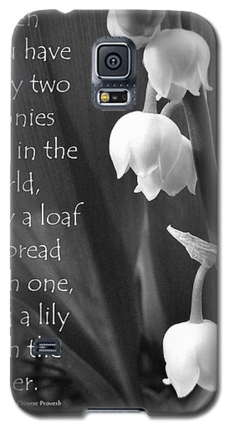 Penny Lily Galaxy S5 Case