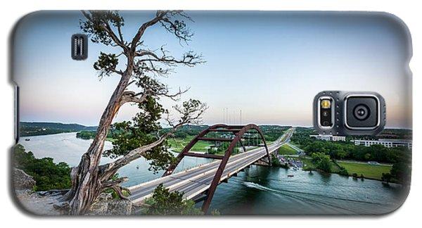 Pennybacker Bridge Austin Galaxy S5 Case