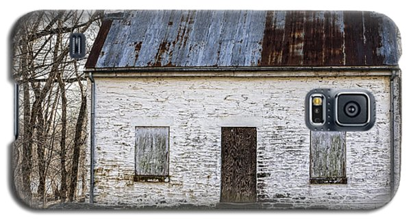 Pennyfield Lockhouse On The C And O Canal In Potomac Maryland Galaxy S5 Case