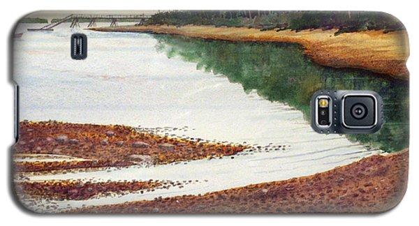 Penobscot Bay Galaxy S5 Case by Roger Rockefeller