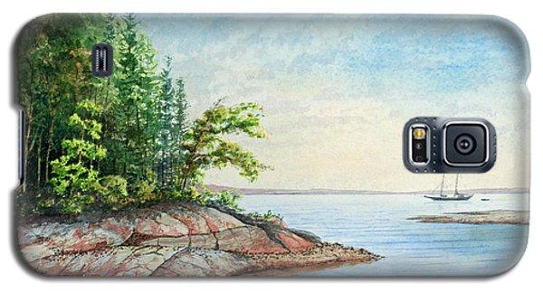 Penobscot Inlet Galaxy S5 Case by Roger Rockefeller