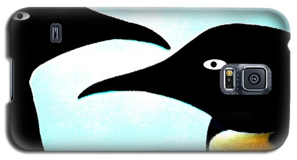 Penquin Love Galaxy S5 Case