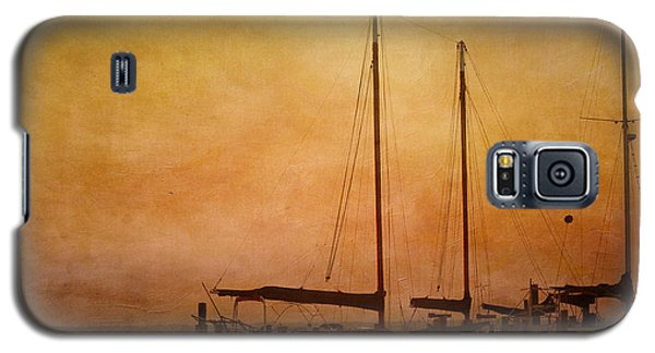 Pensacola Harbor Galaxy S5 Case