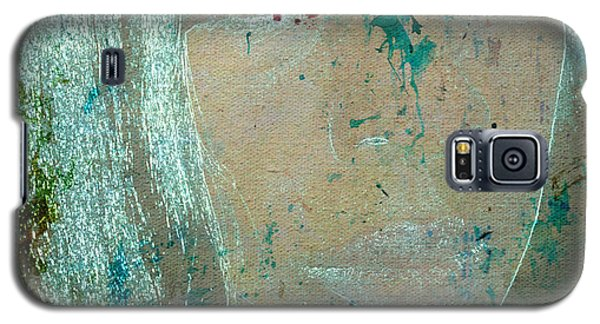 Pensive Galaxy S5 Case by Irma BACKELANT GALLERIES