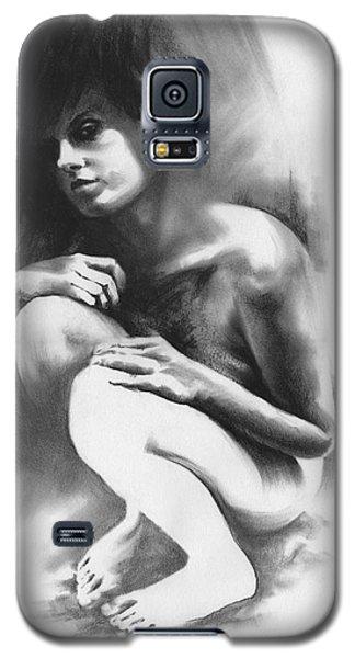 Pensive Galaxy S5 Case by Paul Davenport