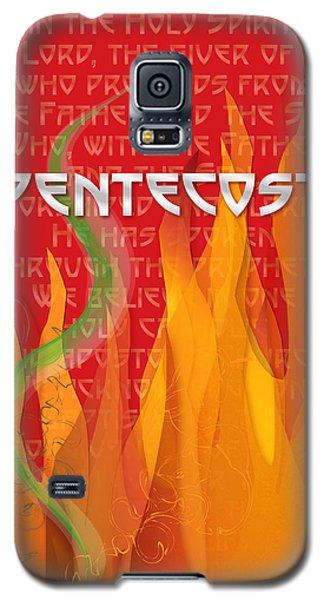 Pentecost Fires Galaxy S5 Case