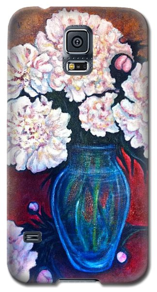 Peonies Galaxy S5 Case