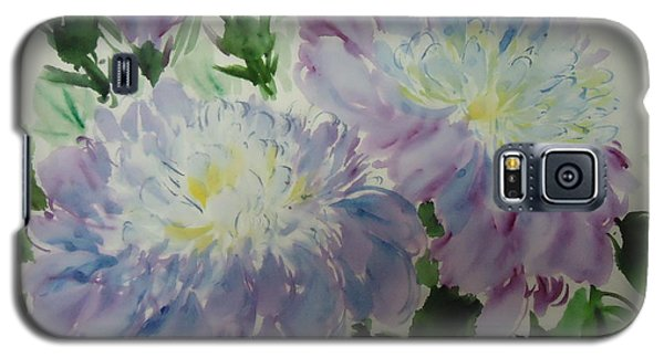 Peony10-01252012 Galaxy S5 Case by Dongling Sun