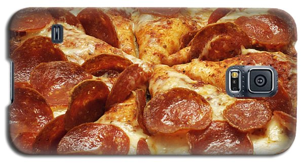 Pepperoni Pizza 1 Galaxy S5 Case