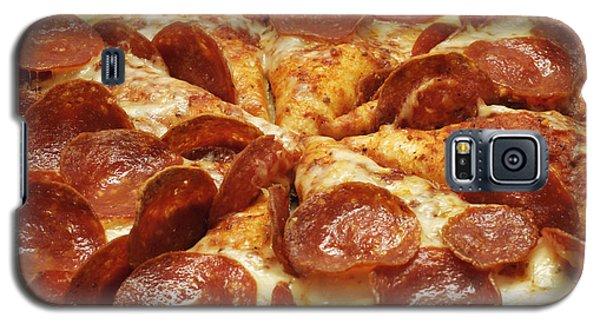 Pepperoni Pizza 1 Galaxy S5 Case