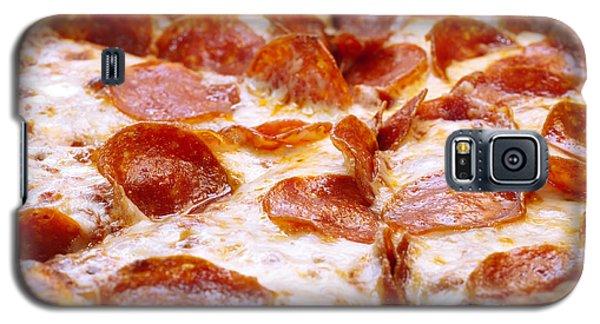 Pepperoni Pizza 1 - Pizzeria - Pizza Shoppe Galaxy S5 Case