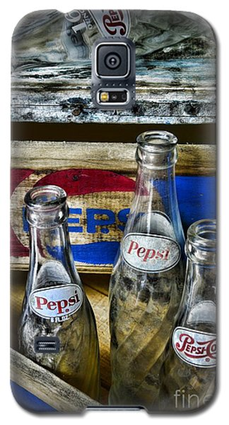 Pepsi Bottles And Crates Galaxy S5 Case