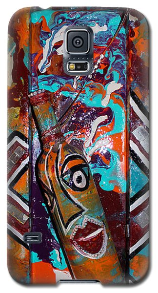 Perception 1 Galaxy S5 Case