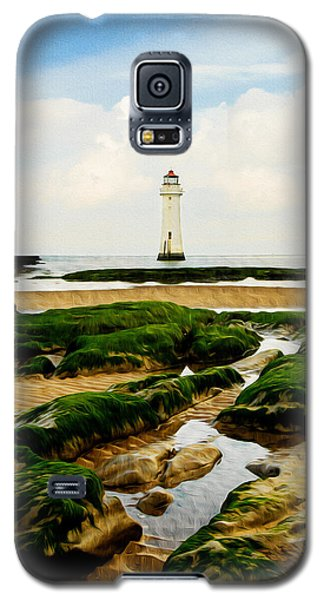 Perch Rock Lighthouse Galaxy S5 Case