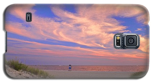 Perfect Ending To Summer On Cape Cod Galaxy S5 Case