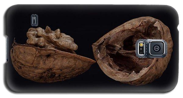 Perfect Walnut Galaxy S5 Case by Len Romanick