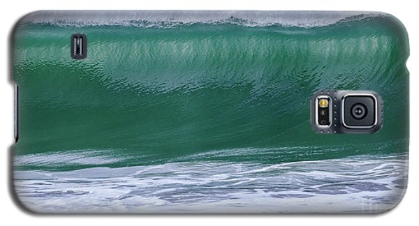 Perfect Wave Large Canvas Art, Canvas Print, Large Art, Large Wall Decor, Home Decor, Photograph Galaxy S5 Case
