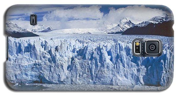 Perito Moreno Glacier Argentina Galaxy S5 Case by Rudi Prott