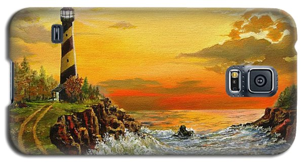 Perry's Point Galaxy S5 Case by Kevin F Heuman