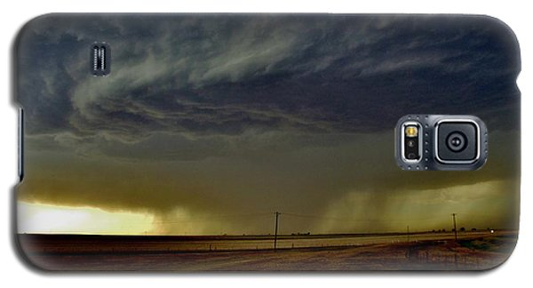 Perryton Supercell Galaxy S5 Case by Ed Sweeney