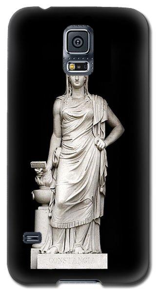 Galaxy S5 Case featuring the photograph Perseverance by Fabrizio Troiani
